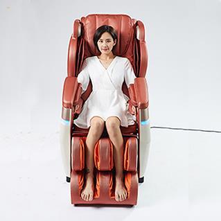 按摩椅沈阳按摩椅专卖店祺睿牌按摩椅使用耐高温纯铜电机结构合理
