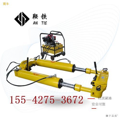 重庆鞍铁YLS900钢轨拉伸机铁路器械图片全