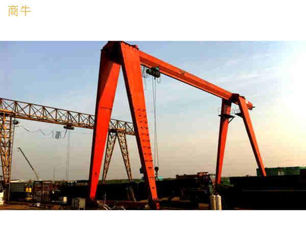 四川雅安龙门吊出租厂家50吨集装箱龙门吊价格