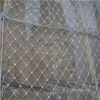 供应尼木菱形bs生态边坡防护网厂家批发