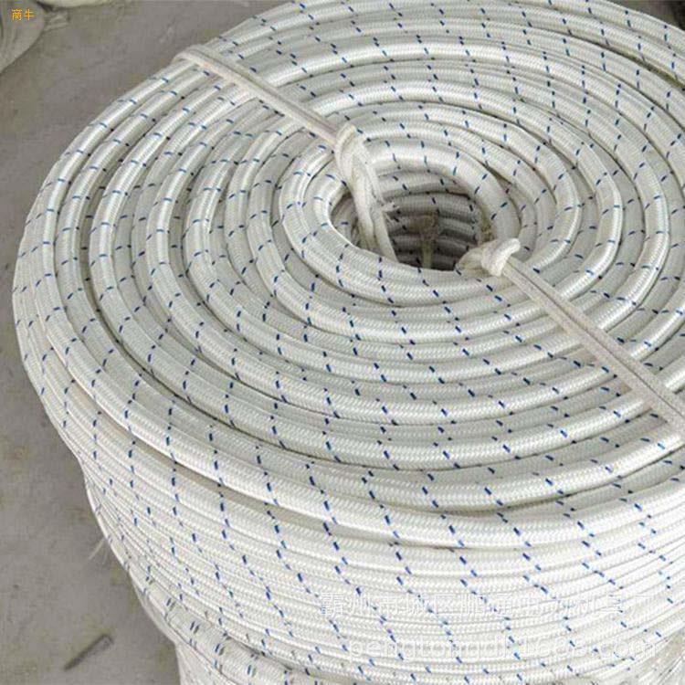 8毫米电缆牵引绳索电力施工绝缘牵引绳