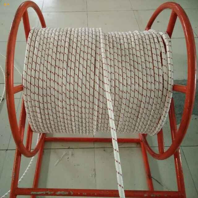 绝缘杜邦丝放线牵引绳电缆输送牵引绳