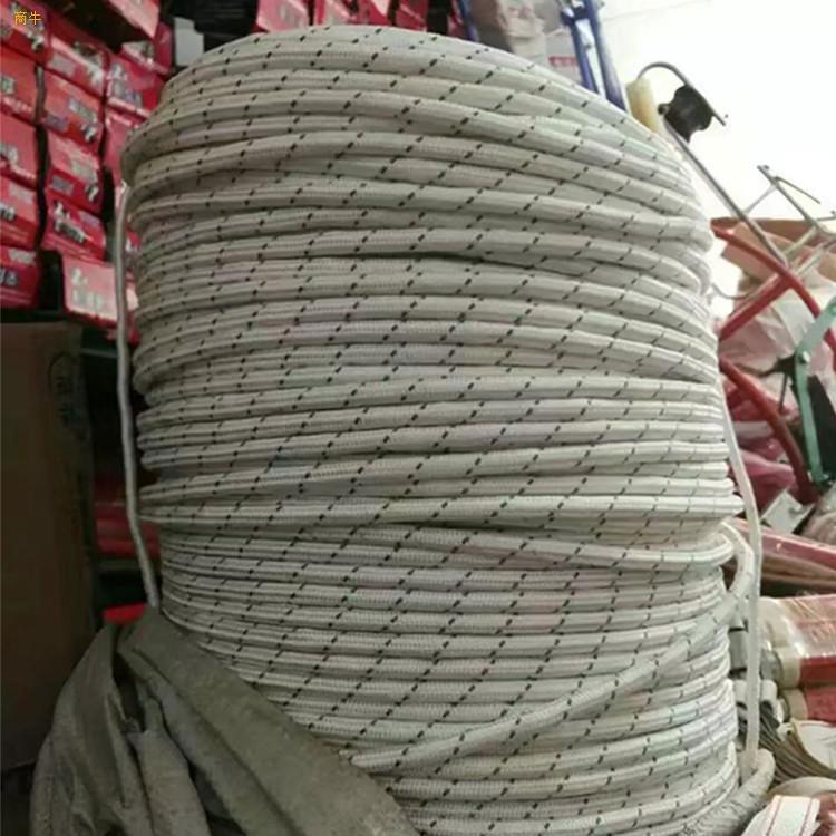电缆导线牵引绳价格16毫米牵引绳施工视频