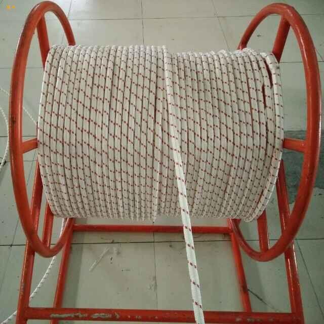 线缆牵引绳绝缘导线牵引绳12毫米牵引绳放线施工绳