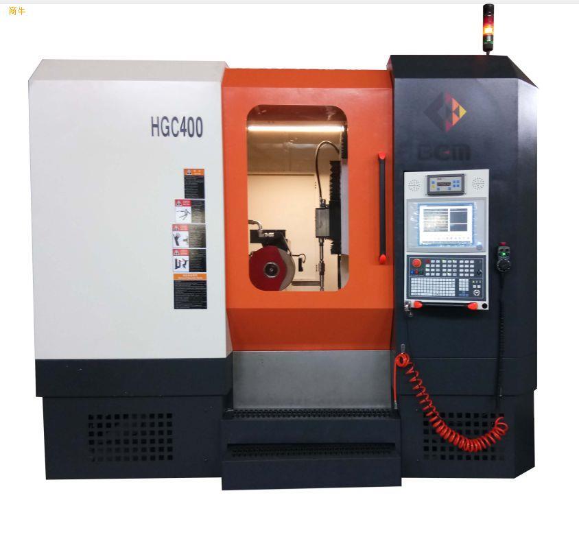 西安贝吉姆HGC400数控蜗杆砂轮磨齿机