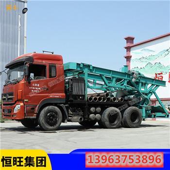 大孔径打土专用反循环钻机多功能用途大型钻机