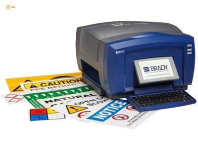 贝迪BBP85图像标识标签打印机
