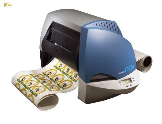 贝迪GerberEdgeFX超宽幅全彩打印机