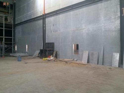 供应金属防爆墙上门安装河南聚安防爆墙安全可靠