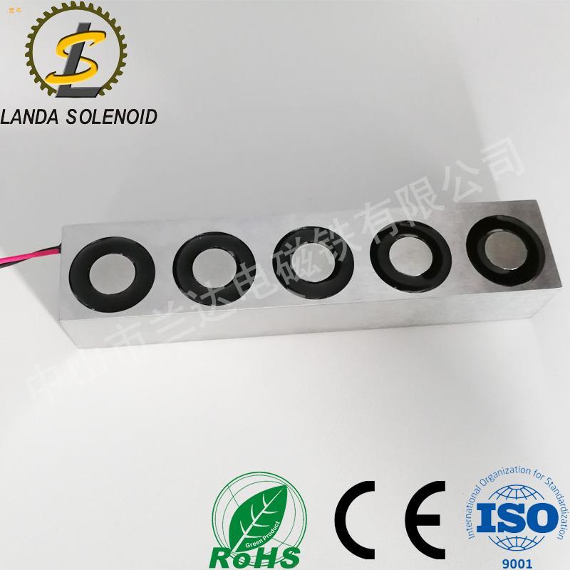 方形失电电磁铁XH断电保持式电磁铁