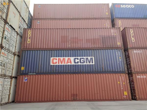 天津二手集装箱全新集装箱6米12米优惠出售