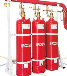 飞机场机房配电室地下室用气体灭火设备