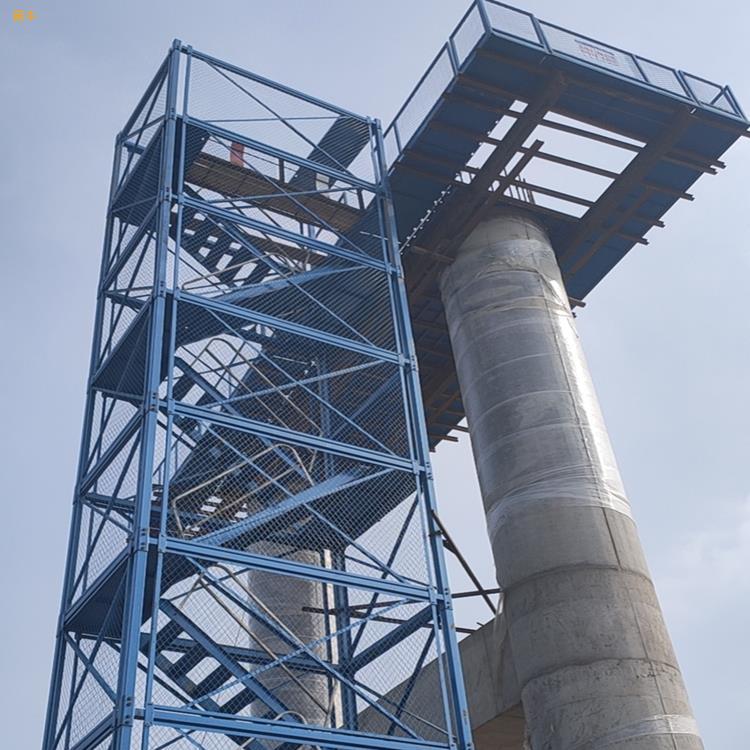 箱式梯笼基坑安全梯笼框架式梯笼